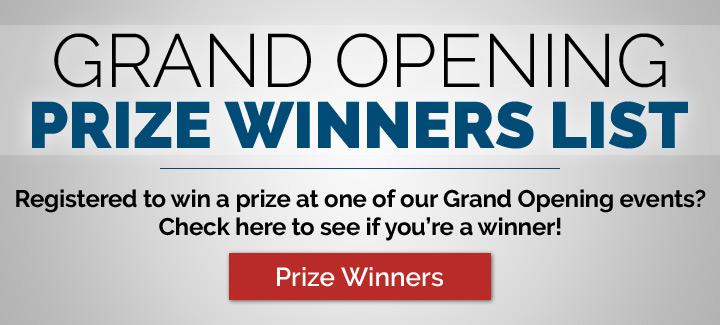 Grand Opening Prize Winners List