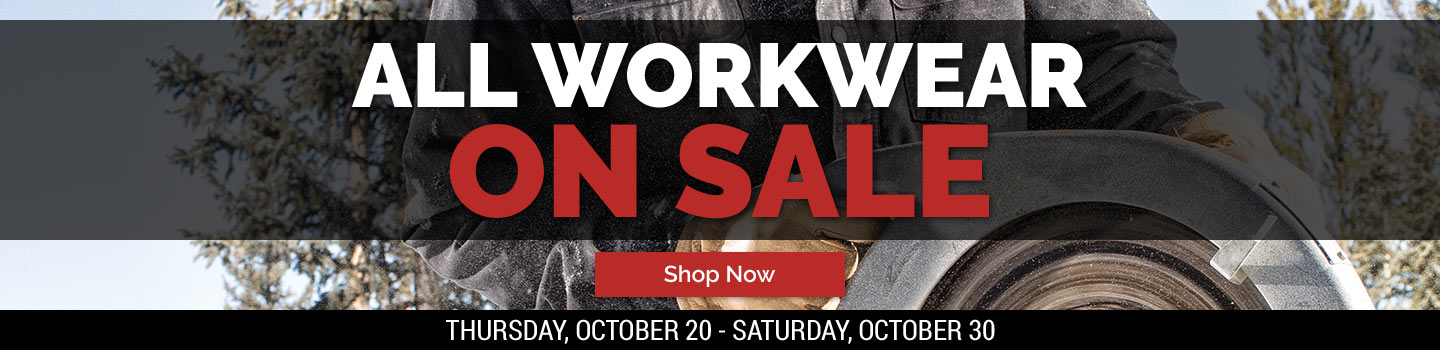 All Workwear Now on Sale at Blain's Farm & Fleet!