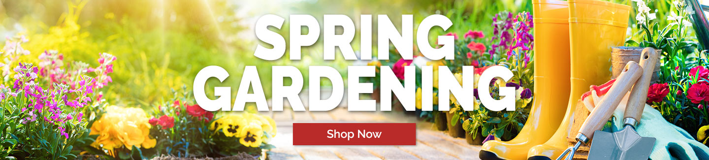 Get Ready for Spring Planting!