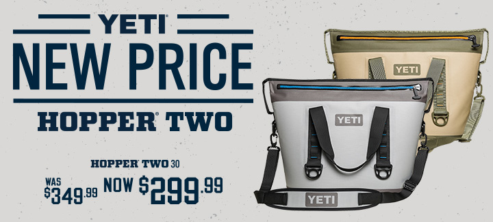 Yeti Hopper Two Soft-Sided Coolers