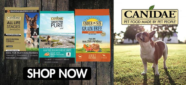 Shop Canidae Pet Food