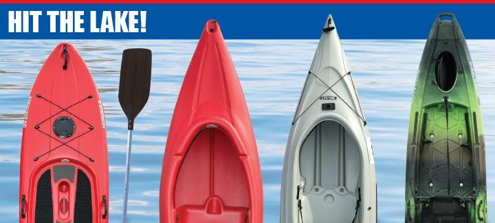 Shop Kayaks Today!