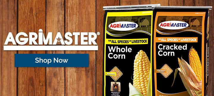 Agrimaster Whole or Cracked Corn