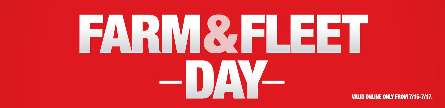 Farm & Fleet Day