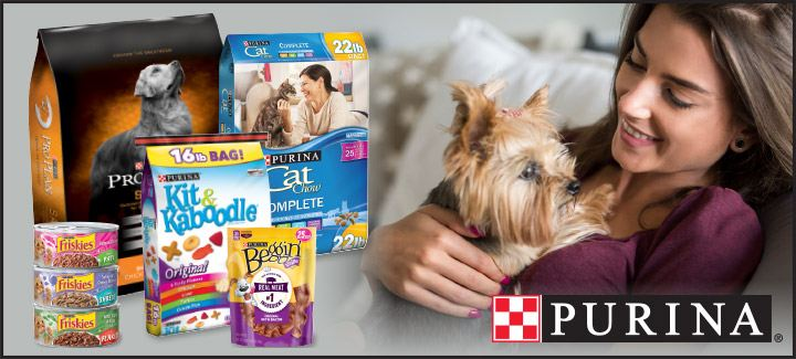 Purina® Your pet, our passion®