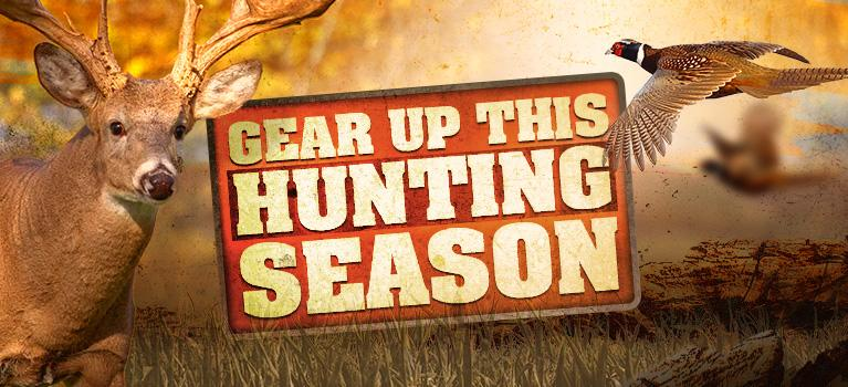 Gear Up for the Hunt