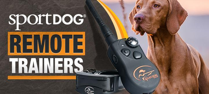 SportDOG® Remote Trainers