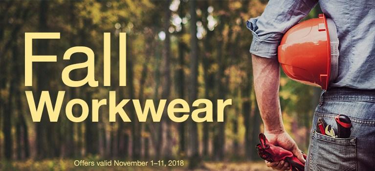 Fall Workwear Sale Fall Workwear Sale ...