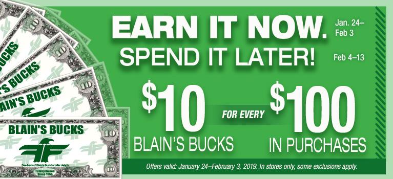 Blain S Farm Fleet Great Brands Great Value