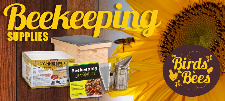 Shop beekeeping supplies