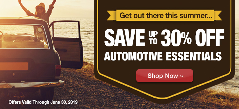 e01d8054 ... Save up to 30% OFF Summer Automotive Essentials ...
