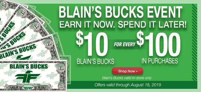 Blain's Farm & Fleet | Great Brands, Great Value