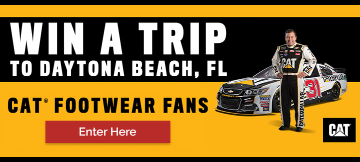 Win a Trip to Daytona Beach, Florida!