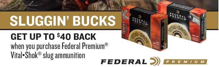 Sluggin Bucks $40 Back