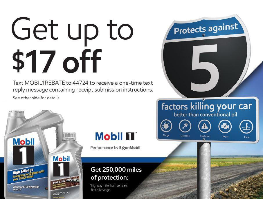 Mobil 1 Rebate >> Online Rebates Blain S Farm Fleet