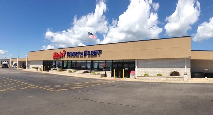 Blain's Farm & Fleet of Bloomington, Illinois