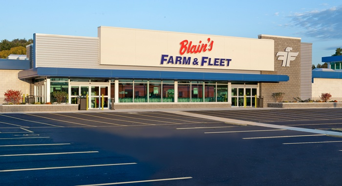 Blain's Farm & Fleet of Madison, Wisconsin