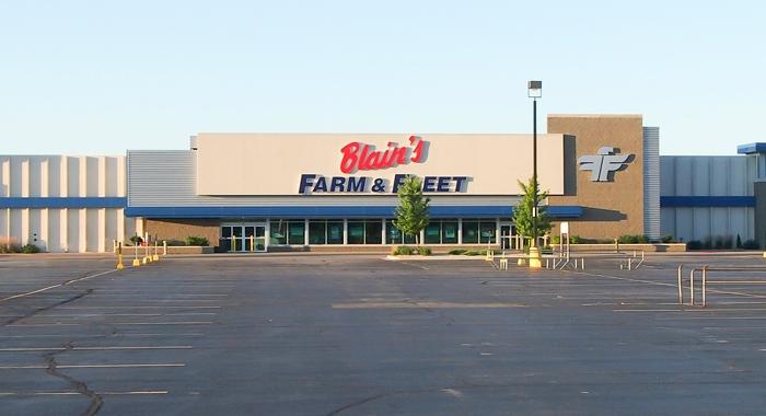 Blain's Farm & Fleet of Moline, Illinois