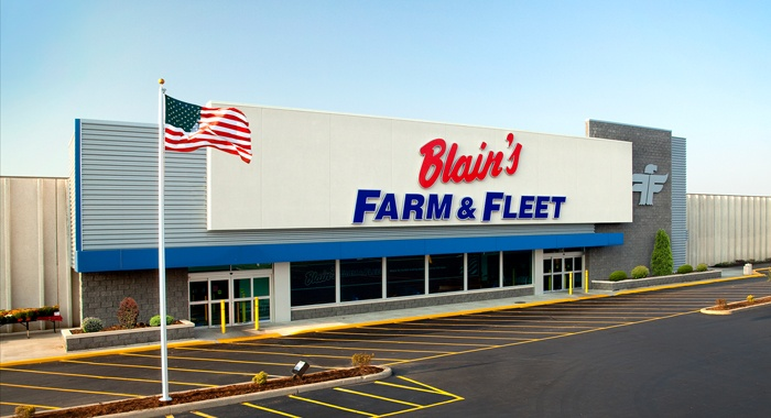 Blain S Farm Fleet Of Oak Creek Wisconsin
