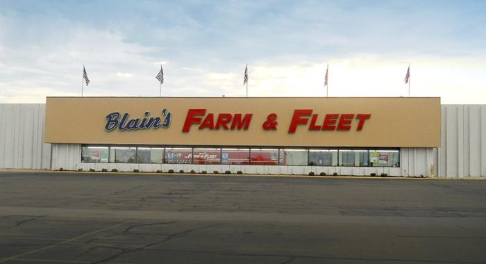 Blain's Farm & Fleet of Ottawa, Illinois
