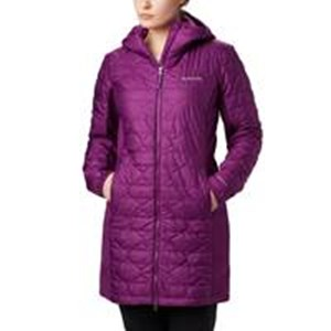 Carhartt Women's Sandstone Active Jacket Camo Lined, Purple