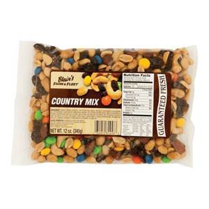 Snack Mixes and Trail Mixes