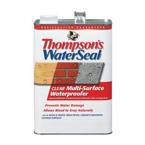 Masonry and Brick Sealers