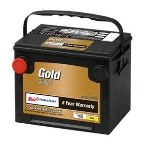 Batteries and Battery Accessories | Blain's Farm and Fleet
