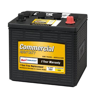 Commercial & Farm Batteries