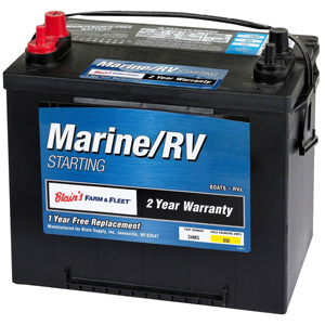 Marine & Miscellaneous Batteries