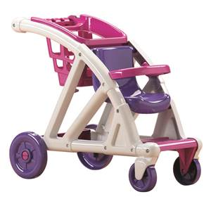 Doll Strollers and High Chairs