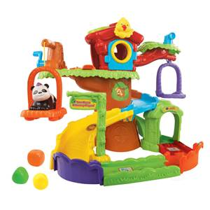 Toddler and Preschool Playsets